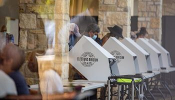 Texas Rep. Introduces Bill to Audit 13 Most-Populous Counties' Election Results