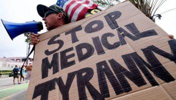 Biden's New Vaccine Mandate 'Fascist': Rep. Donalds