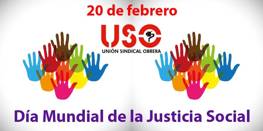 LA JUSTICIA SOCIAL PASA POR LA IGUALDAD