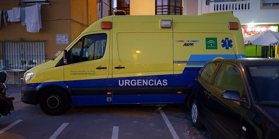 El sector de ambulancias denuncia su desprotección