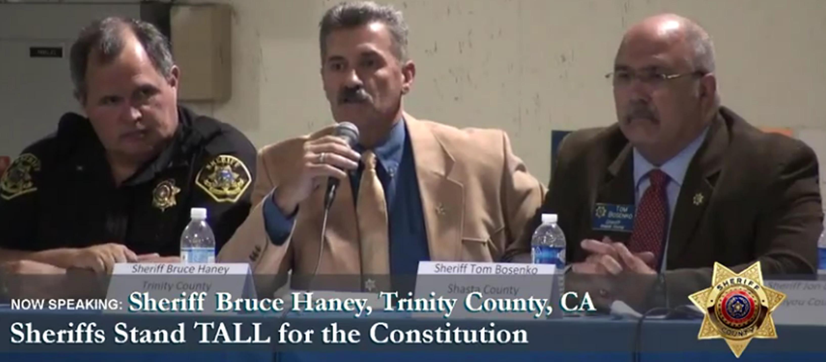 Trinity County Sheriff