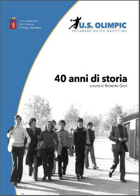 Il libro-40 anni di storia