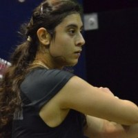 Nour El Sherbini… school girl, squash star and world record breaker