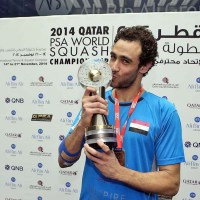 Ramy Ashour Wins Third World Championship