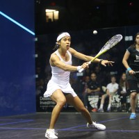 U.S. Open No. 1 Men and Women Stars in Action Oct. 10-11