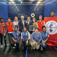 SquashSmarts Night at the U.S. Open Honors Four Volunteers