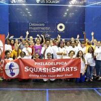 SquashSmarts Junior Challenge Hosted at U.S. Open