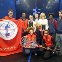 SquashSmarts Honors Philadelphia Youth Sports Leaders