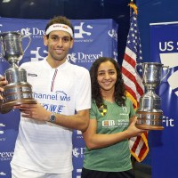 El Welily and ElShorbagy are 2018 FS Investments U.S. Open Champions