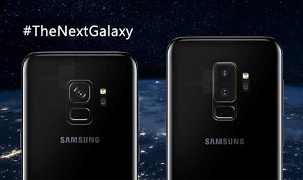 Samsung Galaxy S9 Oder Galaxy S9 Plus Das Sind Die Unterschiede Zwischen S9 Und S9