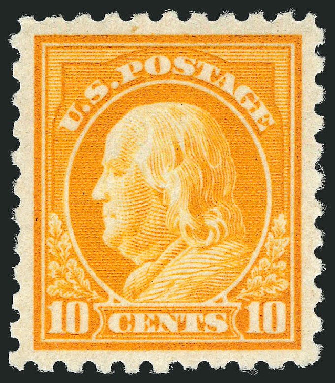 6 Cent Values Postage Stamp