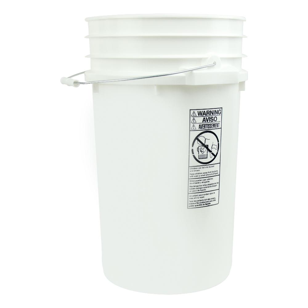 15 Gallon Plastic Pails