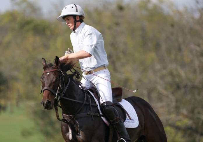 RETIRED RACING HORSES PROJECT MEGA PURIFIED MAKEOVER CROWN TWO POLO CHAMPIONS