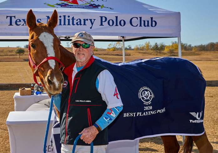 Best Playing Pony Rubia, played and owned by Jack Crea.
