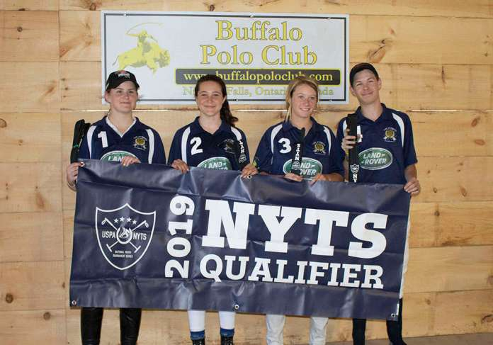 Buffalo winners