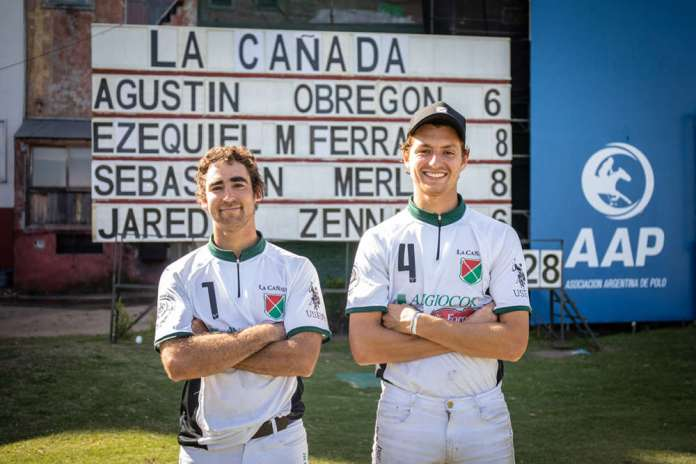 Agustin Obregon and Jared Zenni.