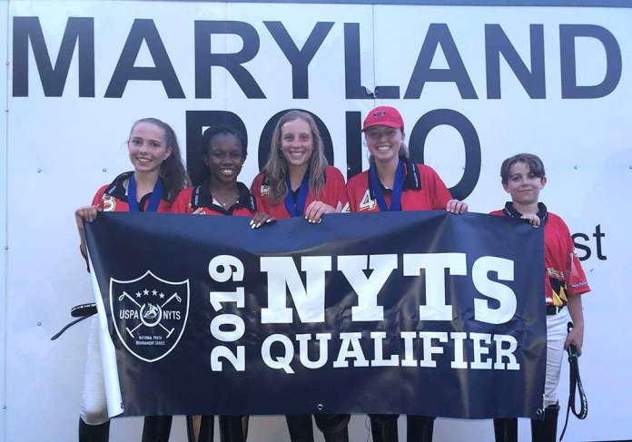 Maryland B-Flight winners