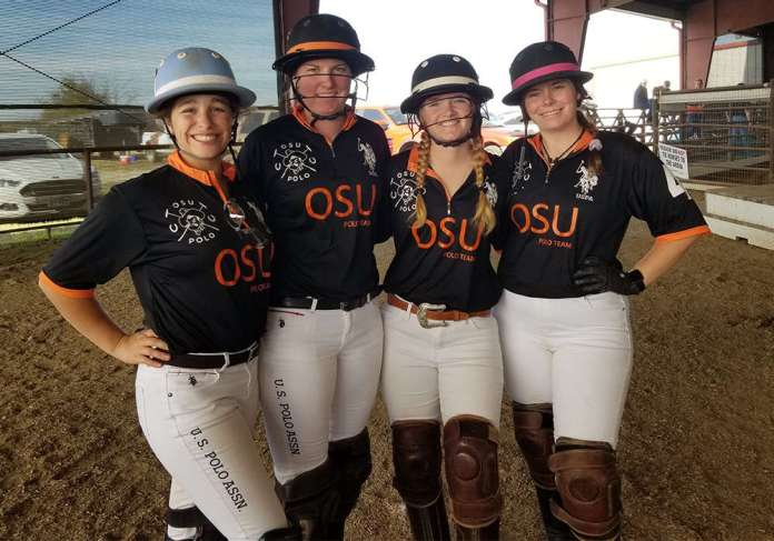 Oklahoma State Womens team web