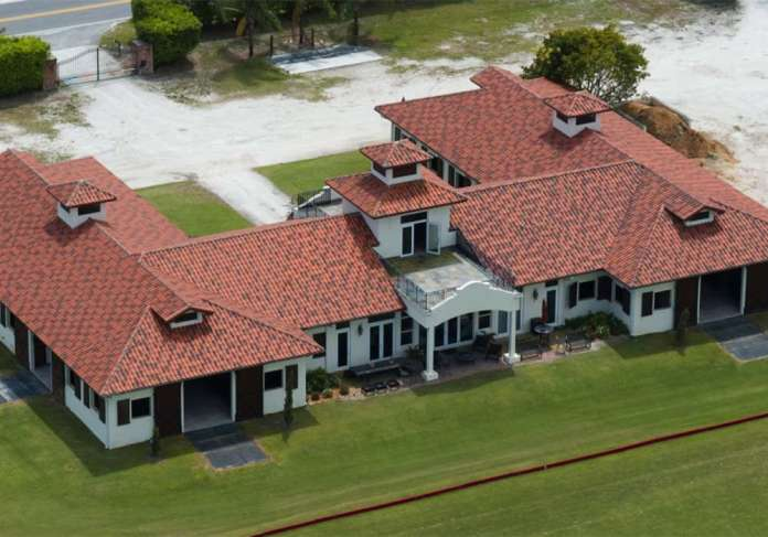Santa Clara Polo Club occupies 48 acres as one of the last remaining family-owned polo clubs in Wellington, Florida.