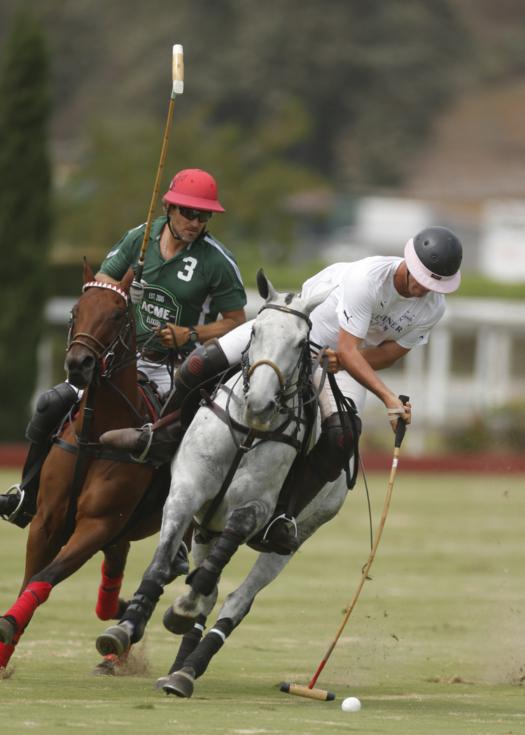 Acme Elixers' Max Menini and Klentner Ranch's Jesse Bray. ©David Lominska/Polographics.com.