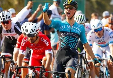 Tour d'Oman: 1ère Victoire 2018 pour  Bryan qui surclasse Cavendish !