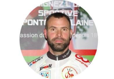 Participation de David Lescop aux Championnats de France Masters Cx