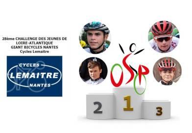 Challenge des jeunes de Loire Atlantique 2020  : USP 1er !