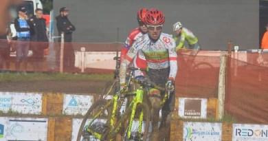 L'USP à la Coupe de France de Cyclocross à Pierric 2 et 3 octobre 2021