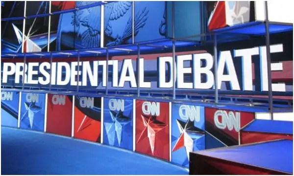 2020 Debate Tickets