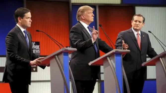 Full Video: Fox News Republican Debate from Detroit