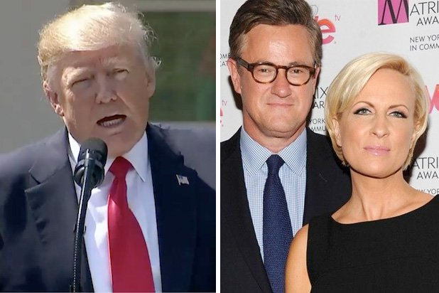 Let's Talk About Trump's Feud with Mika and Morning Joe