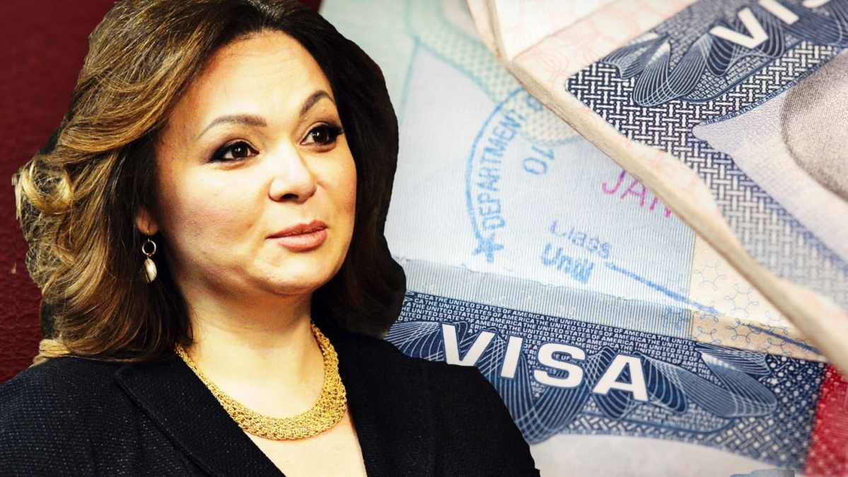 Obama Justice Dept. Granted Visa Waiver to Russian Lawyer Meeting Don Jr.