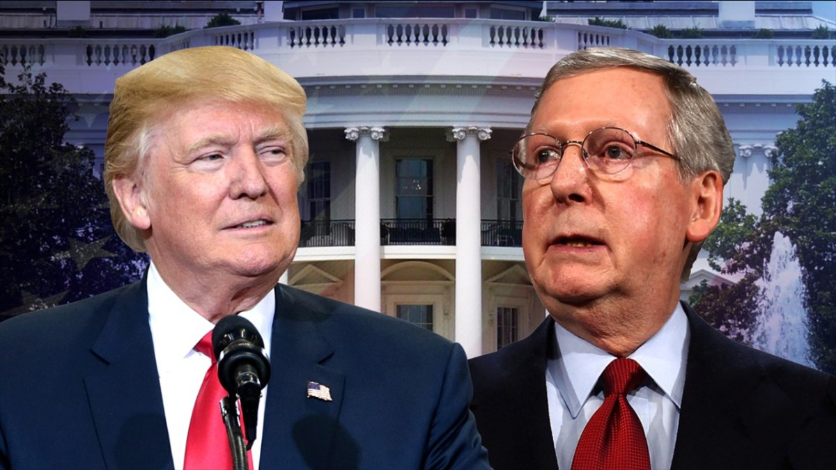 The Senate is Trump's Enemy