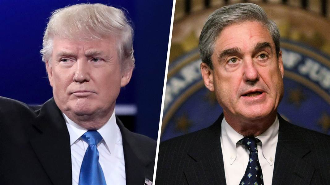 Mueller Probe Won't Topple Trump