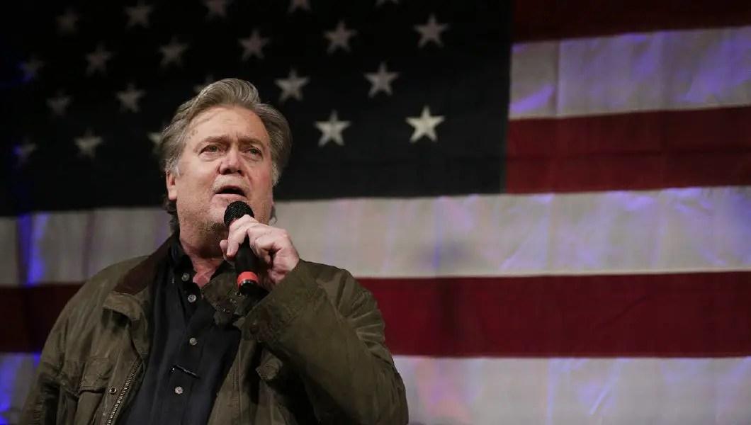 Bannon Preaches 'Trumpism,' Sometimes Against Trump