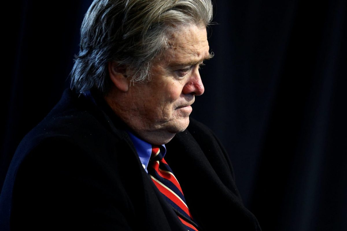 Bannon: Trump Probably Won't Finish His First Term
