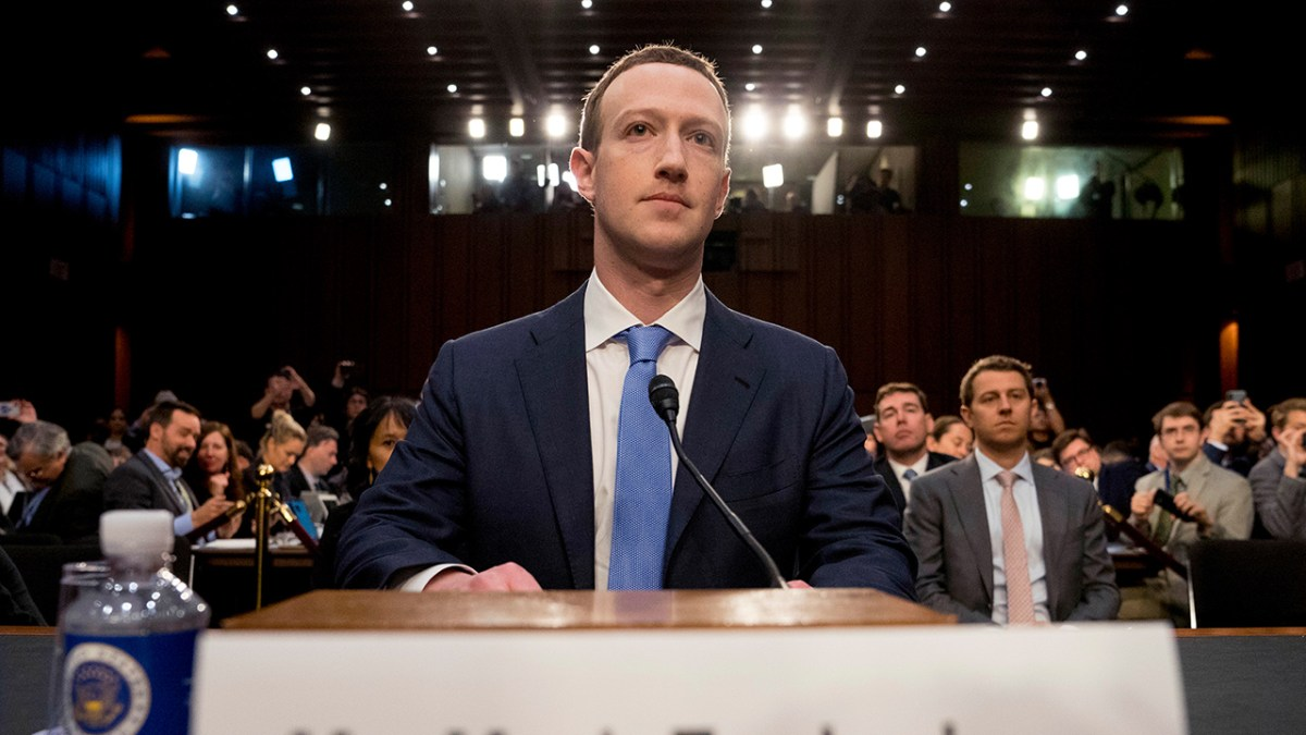 Video: Day One of Mark Zuckerberg's Testimony