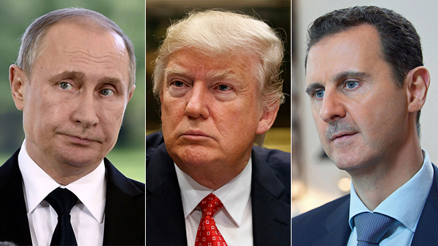 Trump: U.S.-Russia Relations Are Worse Than The Cold War
