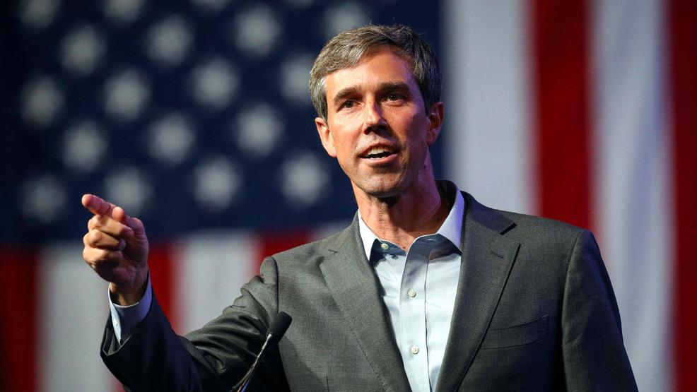 Warren falls while O'Rourke becomes 2020 flavor of the month