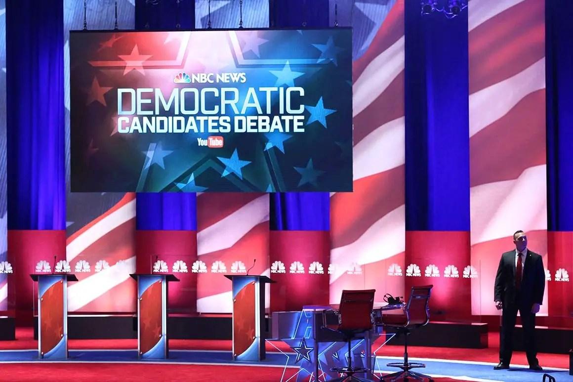NBC News 2020 Democratic Primary Debate