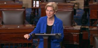 Elizabeth Warren Trump Impeachment