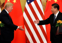 U.S. Debt Trump China Tariffs