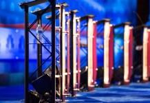 2020 Debate stage DNC