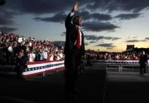 Trump Biden Pennsylvania 2020