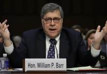 AG William Barr Impeachment
