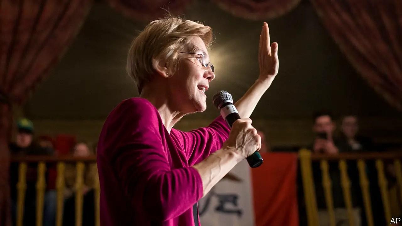 Elizabeth Warren 2020 Polls