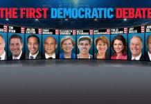 Democratic Debate Night 1 June 26