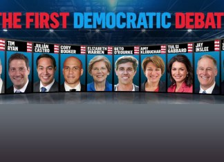 Democratic Debate Night 1 June 26