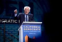 Bernie Sanders California Democratic Convention