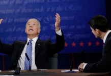 Joe Biden Primary Debate Clips